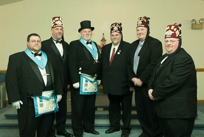 Fez Flyers Blue Lodge