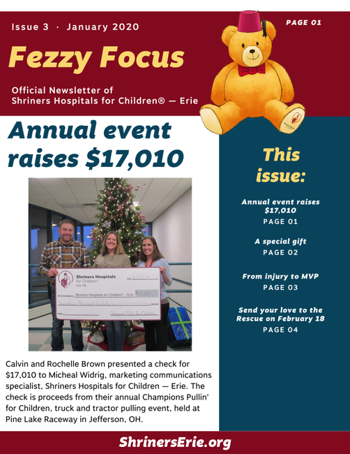 Fezzy Focus January 2020